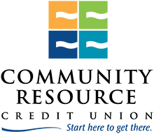 Community Resource Credit Union Logo